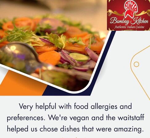 Bombay kitchen understands, respects, and pays special attention to your specific dietary preferences and needs.  Visit  Bombay kitchen for appetizing vegan dishes. Or Indian vegetarian or non vegetarian dishes.  What are you having in your lunch and Dinner Today? 👉 To Book table in advance, Give us a call on 0490513421  Online oder: takeaway/delivery 10% discount-https://bombaykitchen.com.au/ordernow Adress- 62b shields st cairns city 4870