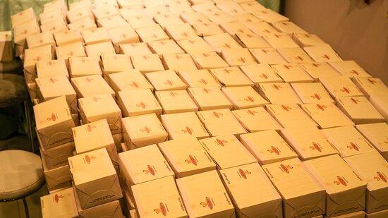 Snack Box Cirebon, Catering Cirebon, Bakery Cirebon