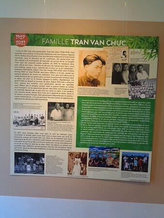 Noumea, Nieuw Caledonië:  💠  Vietnamese Cultural Exhibit  ◻▥  Maison Higginson  💠▪ ▫ NEW CALEDONIAN Historical  Heritage  ◽ ▪ ▫