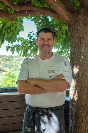 Chef Sylvain Floutier