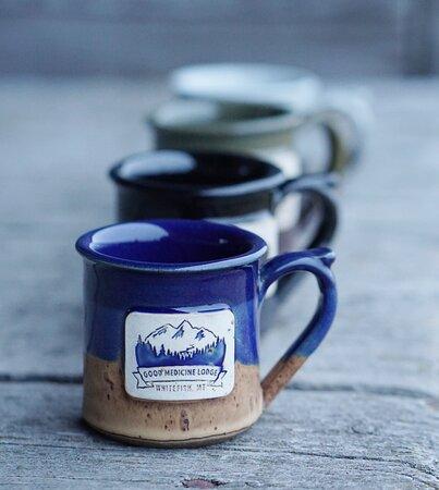 Good Medicine Lodge Mugs