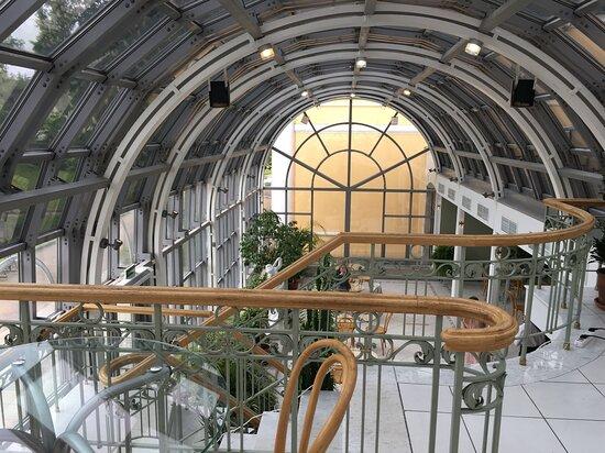 Особняк Гавриила Романовича Державина сегодня — это и музей, и отель, и банкетный зал.