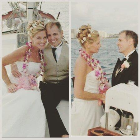Weddings at Sea