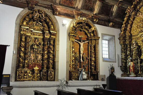 Trevoes, Portugal: Inside view.