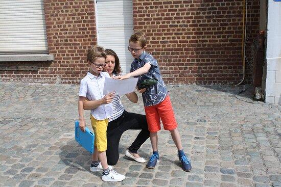 Stadsspelen Threejays : Maison Mystique