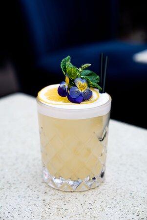 BAHA cocktails