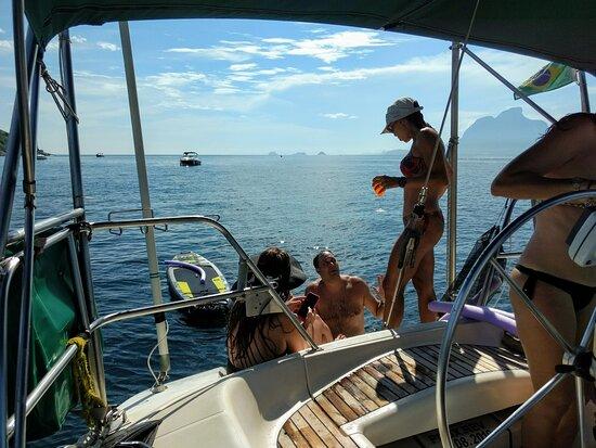 Aproveitando as Ilhas Cagarras