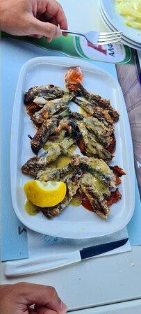 Petits poissons fris - Photo de Sarakina, Crète - Tripadvisor