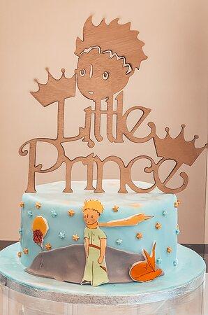 Τούρτα γενεθλίων για του μικρούς σας πρίγκηπες!