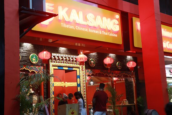 kalsang restaurant chandigarh
