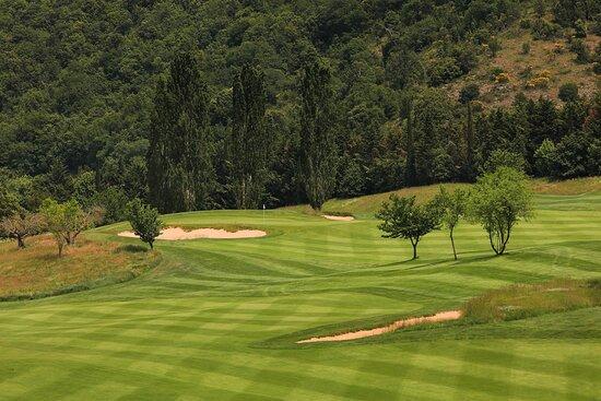 Antognolla Golf - buca 3