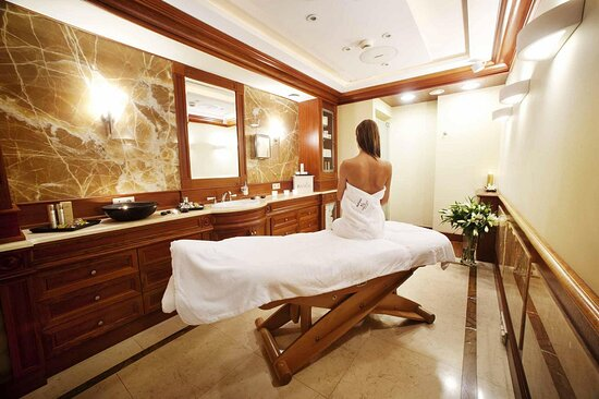 Our Treatment Rooms ooze of luxury and tranquility