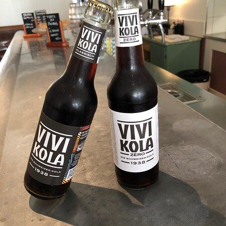 Chez nous c'est Vivi Cola