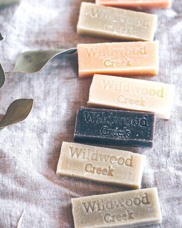 All Natural Soap Sample Bars