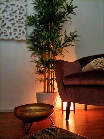 As cores, a luz e a boa energia, prenomina nas nossas salas... #DaySpaMontijo Boa semana 🙏