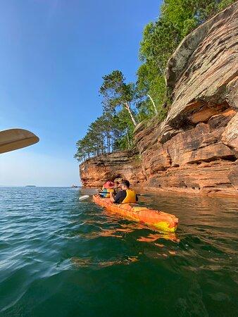 Really good kayak tour!!
