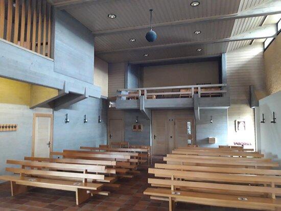 Chapelle du Monastère du Carmel à Develier (JU)