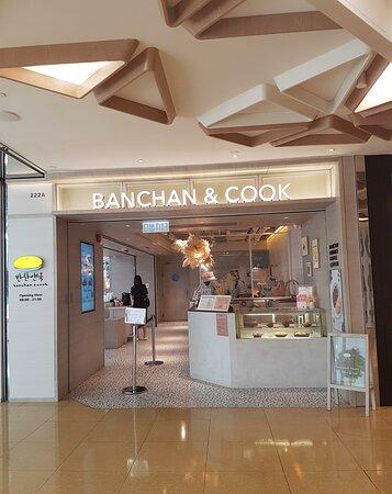 Banchan and Cook