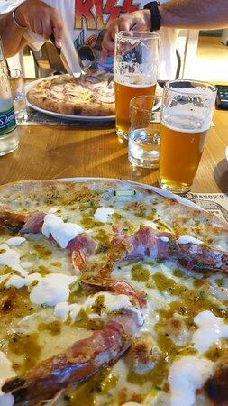 Pizza Amalfi