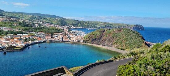 Porto Pim Bay
