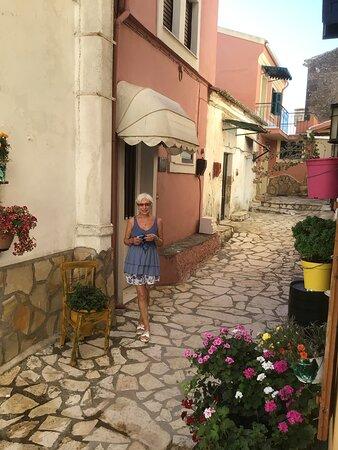 Village steet;