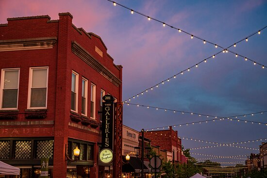 Historic Downtown Greer - Photo by Dove Light Photography