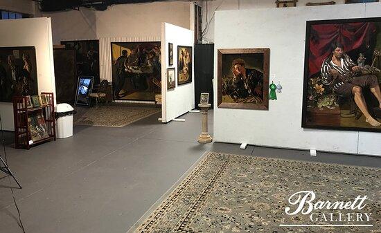 Barnett Art Gallery