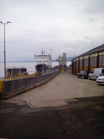ARRIVAL FROM ROTHESAY