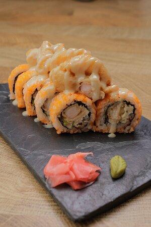 Fuji Roll receta exclusiva de @juandalle by arigatosushi