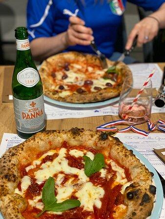 Pizzeria Napoletana à Liège