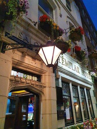 The Templar Hotel Leeds.