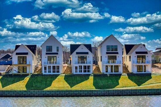 Boat House Neighborhood Almost complete