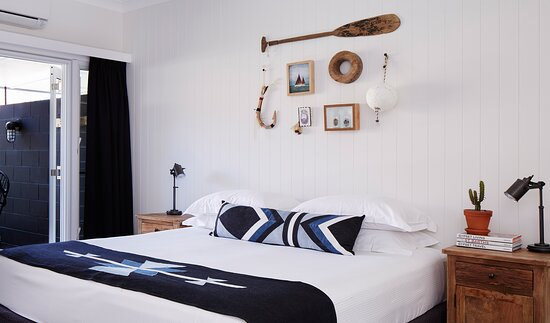 One of the Albatross Rooms at The Atlantic Byron Bay