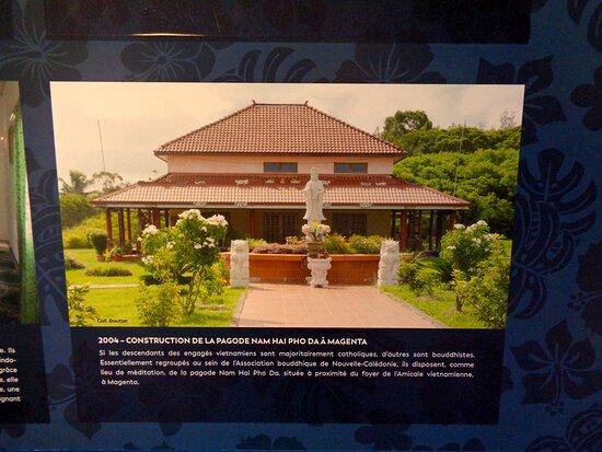 Noumea, New Caledonia: 💠🔷  ASIAN Cultural Exhibit  💠🔷 ▪ ▫ NEW CALEDONIAN Historical  Heritage  ◽ ▪ ▫ ◈  Maison Higginson  ◈