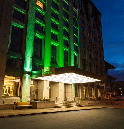 Night at Holiday Inn Kiev