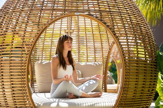 Hyatt Ziva Cap Cana Meditation