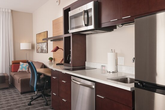 Fully Equipped Kitchen with Stovetop