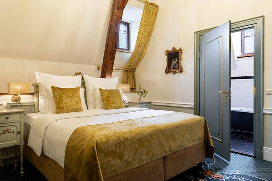 Castle Guest Room