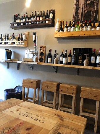 Tartar e rocher – Bild från La Fraschetta wine and food, Terranuova Bracciolini - Tripadvisor