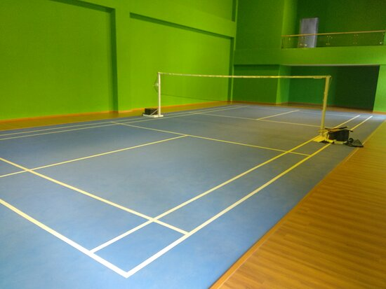 The Resort has a wide range of sports facilities