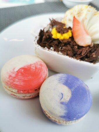 selection of dessert