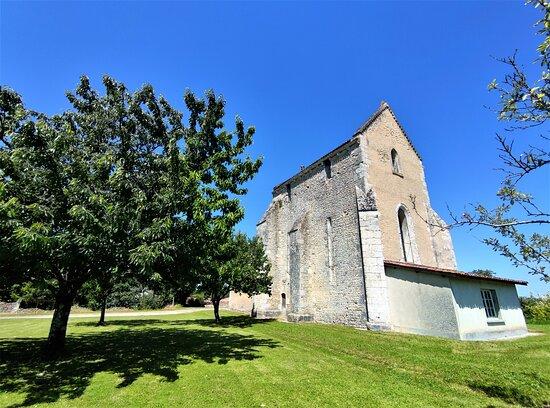 Eglise Paroissiale Sainte-Eulalie de Saint-Aulais