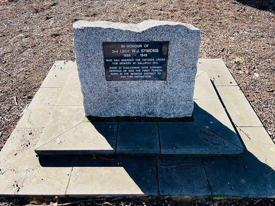Eaglehawk War Memorial
