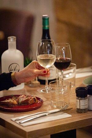 Repas et vins