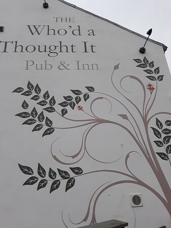 The Who'd A Thought It Inn Restaurant