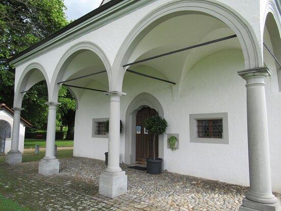 Schlachtkapelle Sempach (LU)