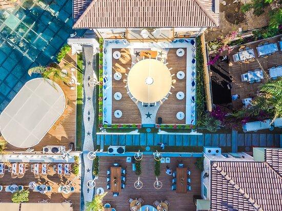 Restauran and Hotel in Side Antalya Tuırkey – Billede af Carpe Diem Hotel & Restaurant, Side - Tripadvisor
