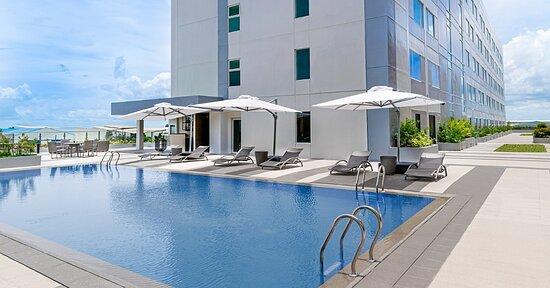 Marapara Pool Deck