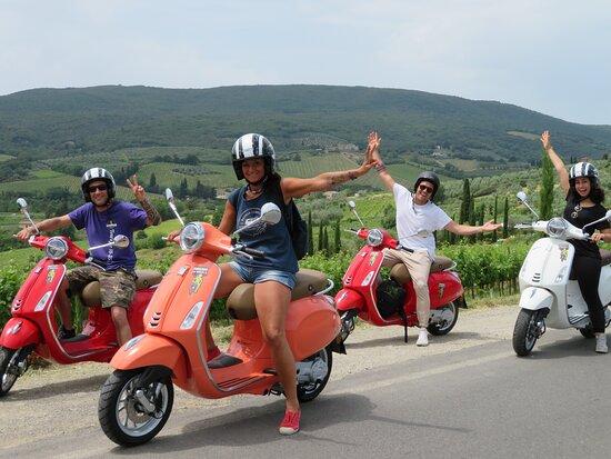 Tuscany on Wheels