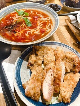 台灣美食飯堂